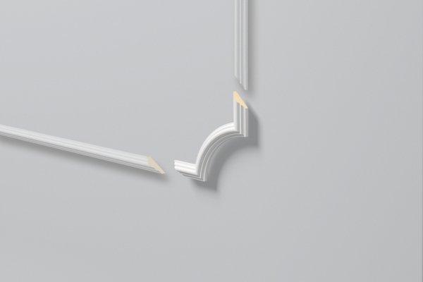 Dekorlist SP3-4 Hjørne fra Deco Systems