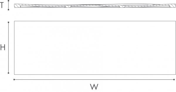 Dekorplate Arstyl Liquid fra Deco Systems