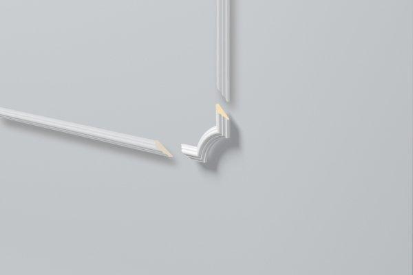 Dekorlist SP3-3 Hjørne fra Deco Systems