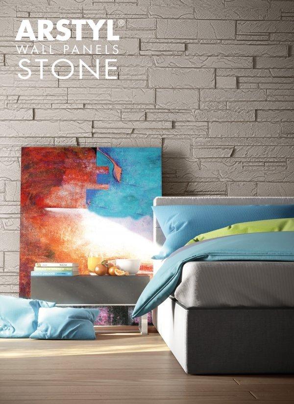 Dekorplate Stone fra Deco Systems