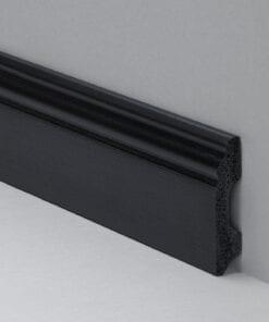 Fotlist Wallstyl FB1F HDPS 13x60 9011 Brushed fra Deco System