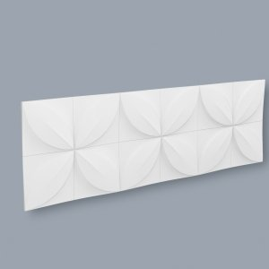 Dekorplate Arstyl Flower fra Deco Systems