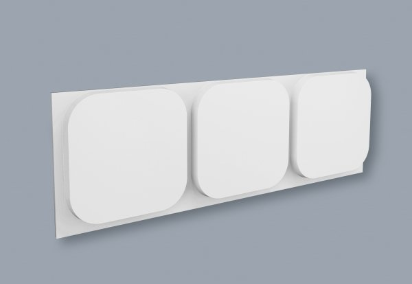 Dekorplate wallpanels Arstyl Icon fra Deco Systems