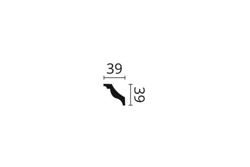 Dekorlist Arstyl Z15 fra Deco Systems