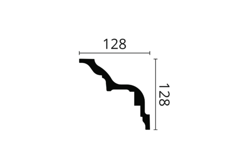 Taklist Z5 fra Deco Systems
