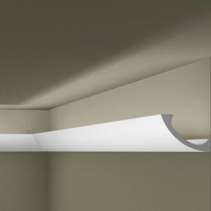 Indirekte belysning - Lyslist WT3 fra Deco Systems