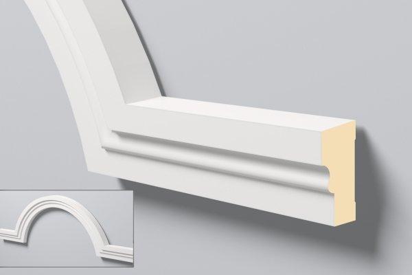 Dekorlist GA3 fra Deco Systems