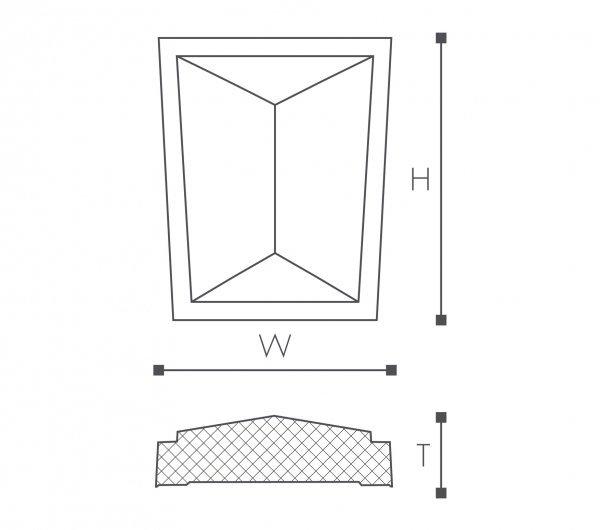 Dekorsteiner SA1 fra Deco Systems AS
