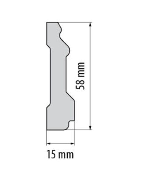 Dørsett LOC-47P fra Deco Systems