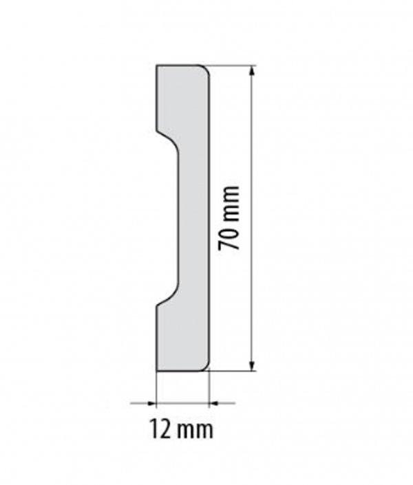 Dørsett LPC-37P fra Deco Systems